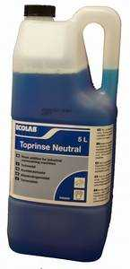 Torkmedel Ecolab Top Rinse Neutral 5L