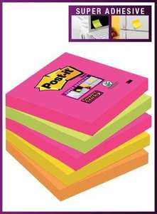 Notisblock 3M Post-it 654SN 76x76mm