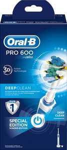 Eltandborste Oral-B PRO600 Floss Action 1-p