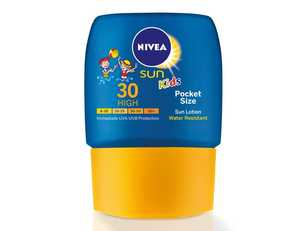 Solkräm Nivea Kids Pocket Size SPF30 50ml