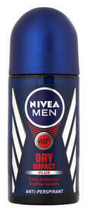 Deodorant Nivea Dry Impact Men 50ml