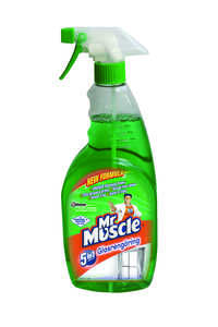 Fönsterputsmedel Mr Muscle Glasspray 750ml