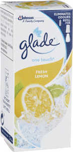 Refill till Doftspray Glade One Touch Citron 10ml