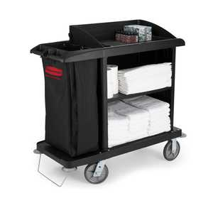 Hotellvagn Rubbermaid Mellan 6190
