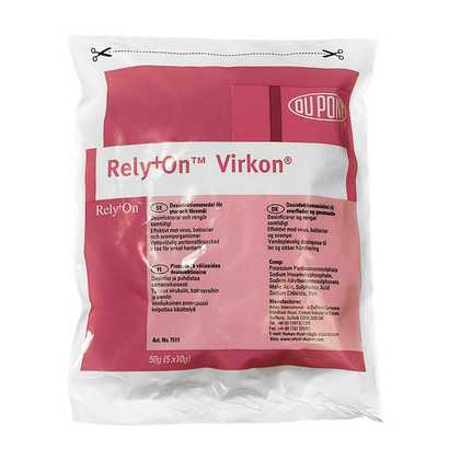 Desinficering VirKon Rely-On 5x10g