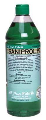 Desinfektion Prols Saniprol P7 1L