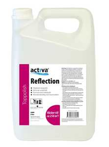 Golvpolish Activa Reflection Blank 5L 3st