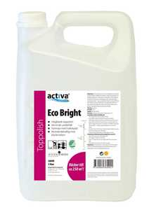 Golvpolish Activa Eco Bright 5L 2st
