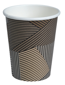 Pappersbägare Coffee to Go Lines 240ml 20fp