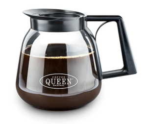 Glaskanna Crem International Coffee Queen 1.8L