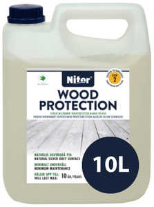 Träskydd Nitor Wood Protection 10L