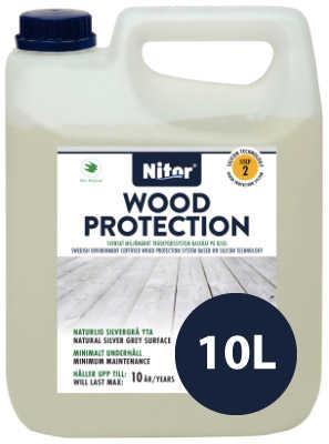 Nitor Wood Protection 10L