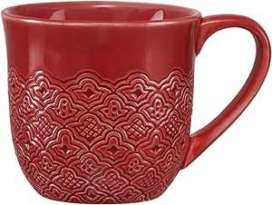 Minimug Cult Design Orient Cranberry Röd