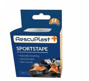 AescuPlast North Aid Sport-Tejp 5mx38mm