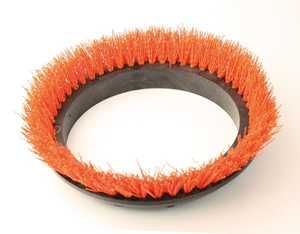 Borste Motor Scrubber Orbiter Nylon Orange