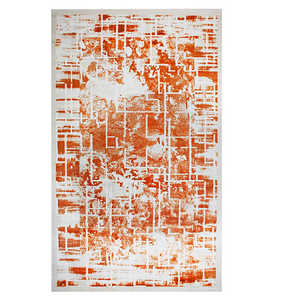 Matta Pierre Cardin D1612 Creme/Orange 160x230cm