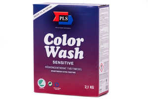 Tvättmedel PLS Colorwash Sensitive 2.1kg