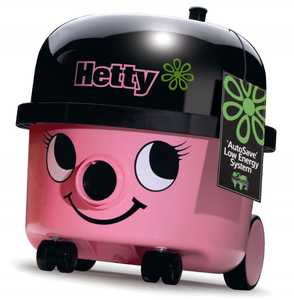 Dammsugare Numatic Hetty Rosa