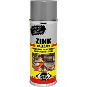 Grundfärg Henkel Zinkspray 450 400ml