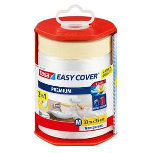 Dispenser Tesa Easy Cover med Skyddspapper 18cmx25m 4364
