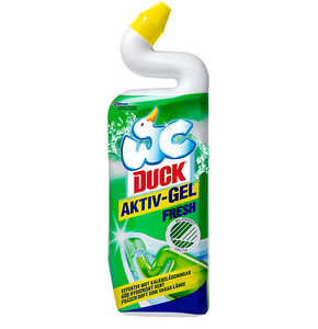 Toalettrengöringsmedel Duck Aktiv Gel Fresh 750 ml