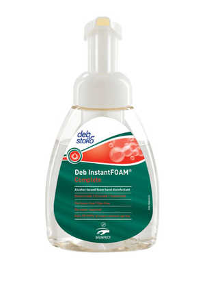 Handdesinfektion Deb Instant Foam Pump 250ml