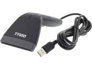 Scanner Tysso Import CCD-1800 USB