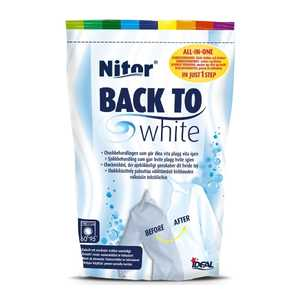 Textilfärg Nitor Back to White 400g