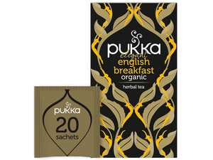 Te Pukka Elegant English Breakfast 20st