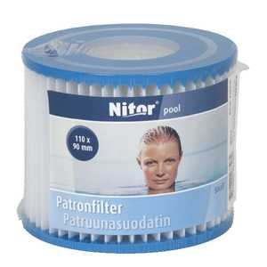 Patronfilter Nitor Small